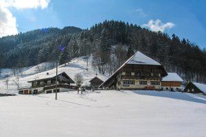 Josenhof im Winter