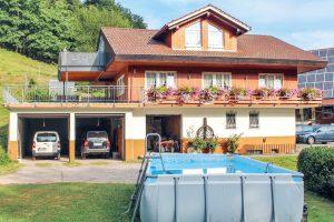 Josenhof Ferienhaus mit Pool