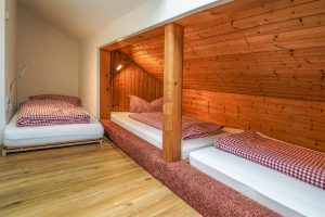 Schlafzimmer - Josenhof Ferienwohnung Bergblick