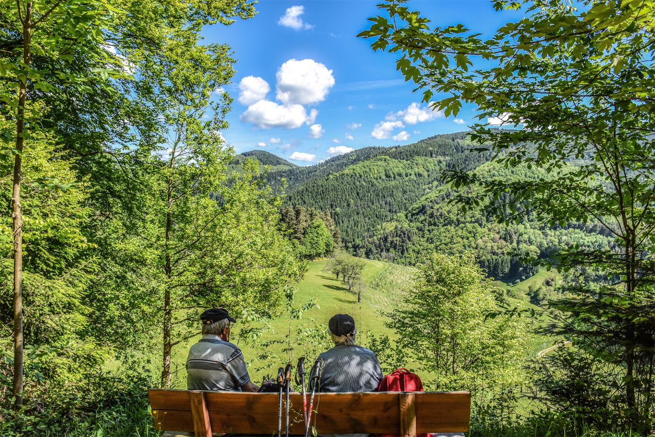Wandern rund um Kirnbach